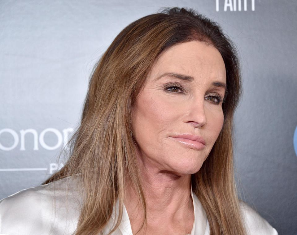 <p>Caitlyn Jenner attends the 60th Anniversary party for the Monte-Carlo TV Festival at Sunset Tower Hotel on February 05, 2020 in West Hollywood, California</p> (Photo by Gregg DeGuire/Getty Images)