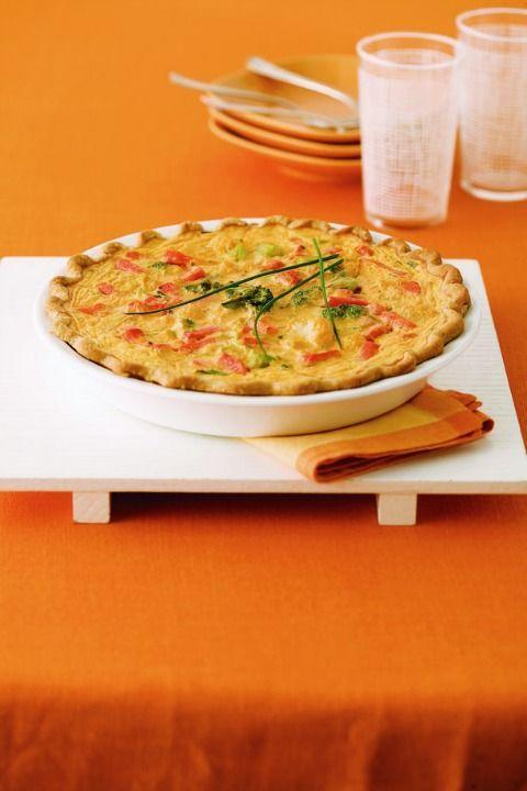 """<p>Just a few ingredients — ready-to-bake pie crust, veggies, cheese sauce, and Egg Beaters — are all you need to create this hearty vegetarian quiche that's baked until a perfect golden brown.</p><p><em><a href=""""https://www.womansday.com/food-recipes/food-drinks/recipes/a10218/cheddar-vegetable-quiche-121793/"""" rel=""""nofollow noopener"""" target=""""_blank"""" data-ylk=""""slk:Get the Cheddar Vegetable Quiche recipe."""" class=""""link rapid-noclick-resp"""">Get the Cheddar Vegetable Quiche recipe.</a></em></p><p><strong>What You'll Need</strong>: <a href=""""https://www.amazon.com/Fox-Run-44513-Preferred-Non-Stick/dp/B000QIZ1I2/r"""" rel=""""nofollow noopener"""" target=""""_blank"""" data-ylk=""""slk:Quiche baking dish"""" class=""""link rapid-noclick-resp"""">Quiche baking dish</a> ($17, Amazon)</p>"""