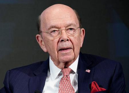 Wilbur L. Ross, U.S. Secretary of Commerce, attends the World Economic Forum (WEF) annual meeting in Davos