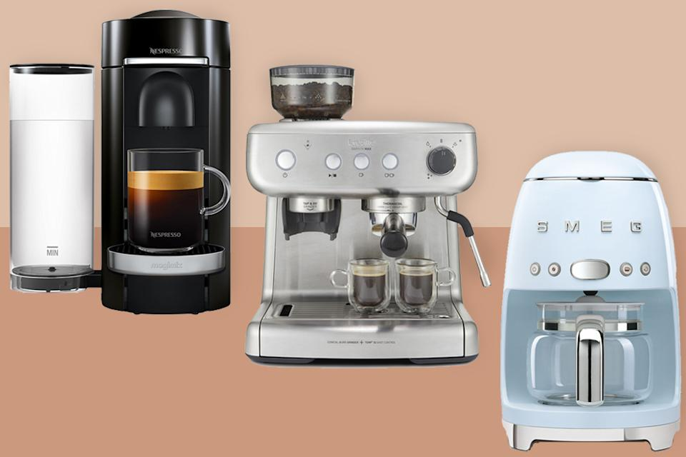 (Coffee Makers)