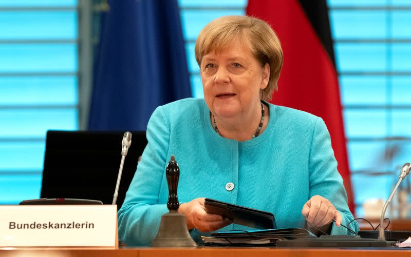 Germany pushes for EU solidarity on migration - again