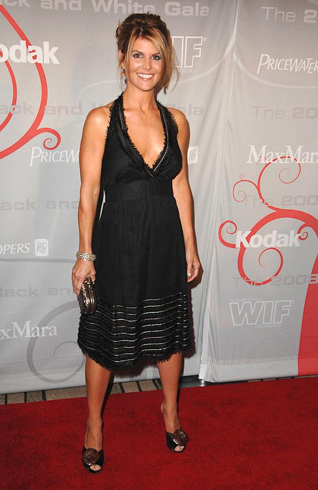 "Lori Loughlin looked like she hadn't aged a day since her days on ""Full House."" You can see her this fall on the new ""90210"" spin-off. Steve Granitz/<a href=""http://www.wireimage.com"" target=""new"">WireImage.com</a> - June 17, 2008"