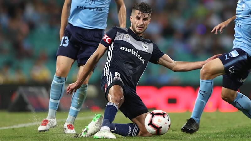 Terry Antonis Melbourne Victory