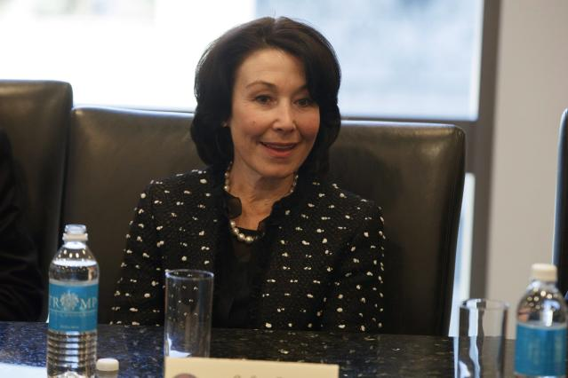 <p>No. 8: Safra Catz, Co-CEO, Oracle<br>Up two places from number 10 on the list last year, Catz, 55, is in charge of hiring over 5,000 new employees to bolster Oracle's fastest growing division: The cloud. The cloud business also earned $4.6 billion in the company's last fiscal year, a 60 per cent increase from the previous year, <em>Fortune</em> reports. Catz was on U.S. President Donald Trump's transition team.<br>Company Financials (2016, or most recently completed fiscal year)<br>Revenues ($M) 37047<br>Profits ($M) 8901<br>Market Value as of 9/14/17 ($M) 218375.4<br>(Canadian Press) </p>