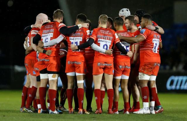 Rugby Union - Premiership - Sale Sharks v Leicester Tigers