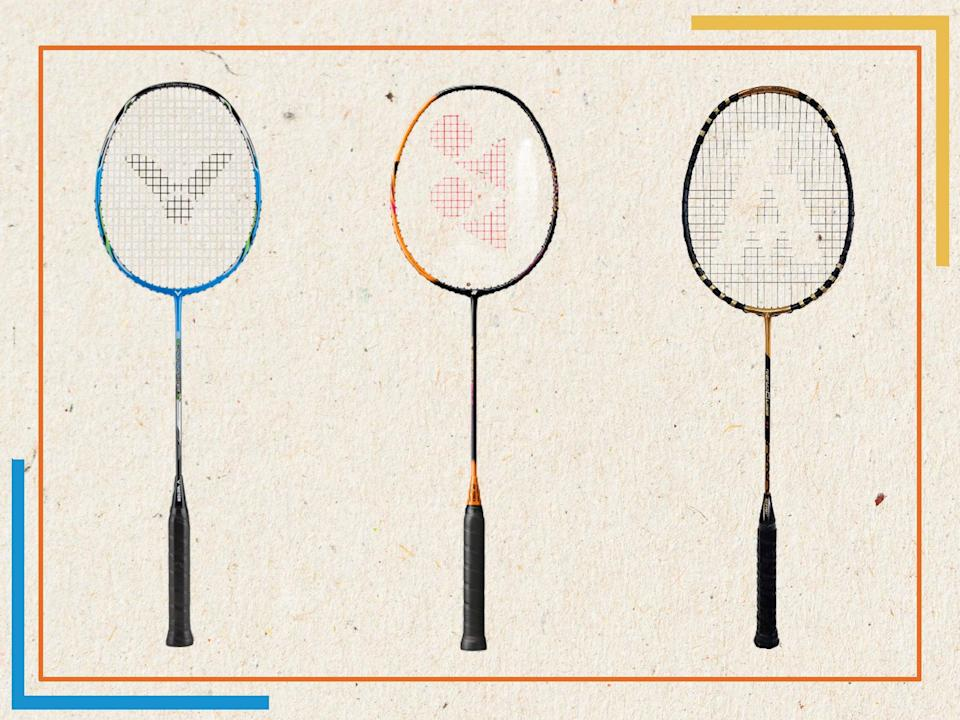 The right type of racket for you will depend on the type of game you want to play  (The Independent/iStock)