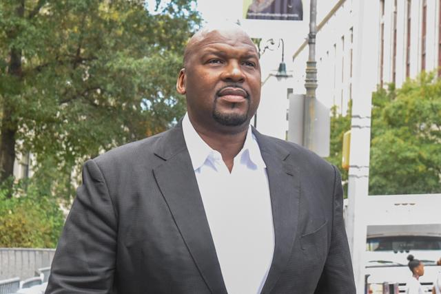 Auburn assistant coach Chuck Person was fired for his alleged role in the college basketball corruption scandal. (AP)