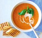 """<p>Your favorite childhood lunch just grew up a little.</p><p><span>Get the recipe from</span> <a href=""""https://www.delish.com/cooking/recipe-ideas/recipes/a44539/creamy-tomato-basil-soup-grilled-cheese-bites-recipe/"""" rel=""""nofollow noopener"""" target=""""_blank"""" data-ylk=""""slk:Delish"""" class=""""link rapid-noclick-resp"""">Delish</a><span>.</span></p>"""