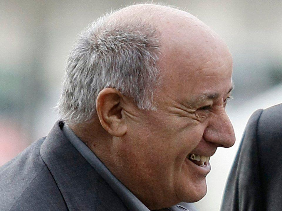 <p>No. 4:Amancio Ortega<br /> Net worth: $68.5 billion<br /> Age: 80<br /> Country: Spain<br /> Industry: Retail<br /> Source of wealth: Self-made; Inditex<br /> Amancio Ortega is the fourth-richest man in the world thanks to his control of the Spanish fashion behemoth Inditex, which Ortega — who started out as a delivery boy for a local clothing store at 14 — turned from a small-town dress shop into one of the largest fashion empires on the planet. However, in the past year Ortega's wealth has decreased by $800 million.<br /> Much of Inditex's success can be attributed to fast-fashion giant Zara, the company's biggest brand. The chain is changing the landscape of retail as its chic yet affordable designs continue to appeal to demanding customers who constantly crave new styles at low prices.<br /> Yet despite Ortega's immense wealth, he lives humbly. The billionaire still eats lunch with his employees in the company cafeteria, and though he's the richest person in the fashion industry, he sticks to a simple uniform of a white shirt and blue blazer. </p>