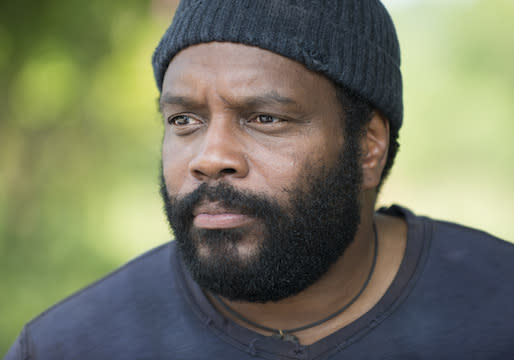 Chad Coleman in 'The Walking Dead'