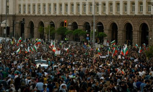 Thousands have marched against corruption in recent weeks