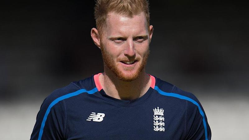 Ben Stokes. Pic: Getty