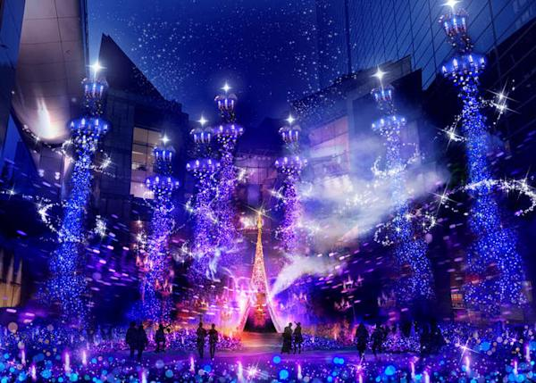 Holiday Magic: Tokyo's Best 20 Winter Illuminations (2019)