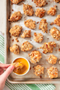 "<p>In our opinion, the crunchier the better. Which is why pretzels make the perfect chicken coating.</p><p>Get the recipe from <a href=""https://www.delish.com/cooking/recipe-ideas/a27409746/sheet-pan-honey-mustard-pretzel-chicken-recipe/"" rel=""nofollow noopener"" target=""_blank"" data-ylk=""slk:Delish"" class=""link rapid-noclick-resp"">Delish</a>.</p>"