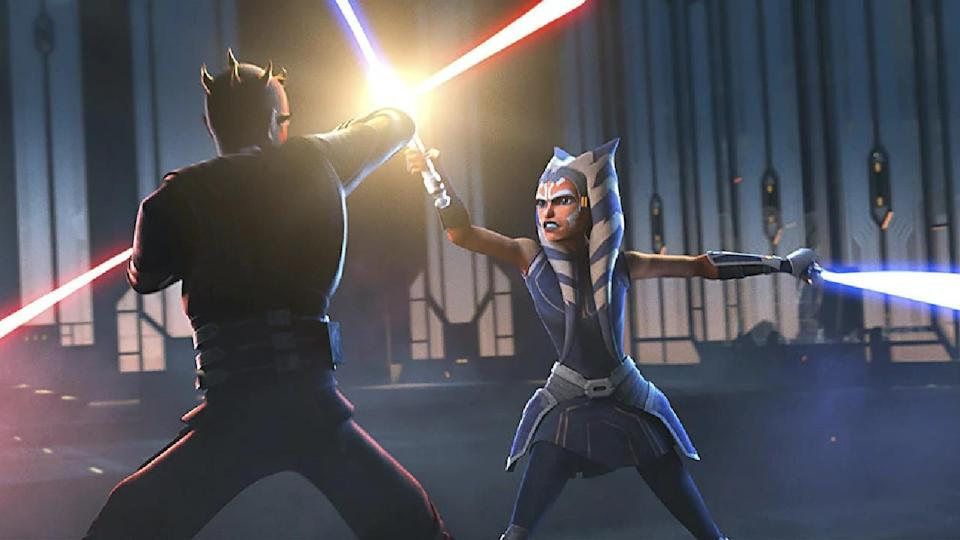 <p> <strong>Release date:&#xA0;</strong>Unknown </p> <p> Star wars anime? It&apos;s never been done! Should it be done? The jury&apos;s out. Star Wars: Visions will be &quot;a series of animated short films celebrating Star Wars through the lens of the world&#x2019;s best anime creators,&quot; according to the synopses. &quot;The anthology collection will bring 10 fantastic visions from several of the leading Japanese anime studios, offering a fresh and diverse cultural perspective to Star Wars.&quot; </p>