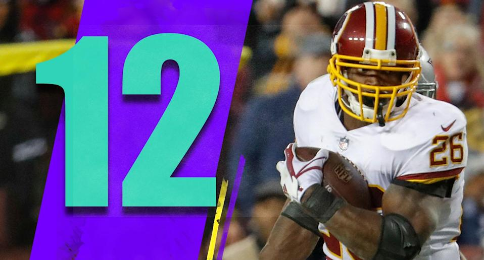 <p>Washington is lucky the Cowboys missed that field goal, because they almost had an epic collapse. But they got the win, and the schedule remains easy for the foreseeable future. (Adrian Peterson) </p>