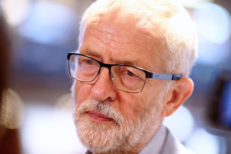 File photo dated 02/08/19 of Labour leader Jeremy Corbyn, who has said it is not up to the UK Parliament to block a second Scottish independence referendum.