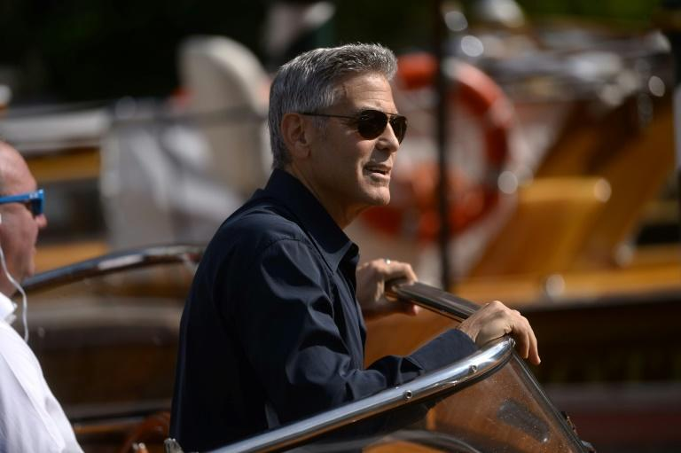 George Clooney has a huge heart