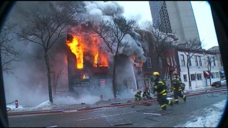 Explosion at Minneapolis Building Injures 14