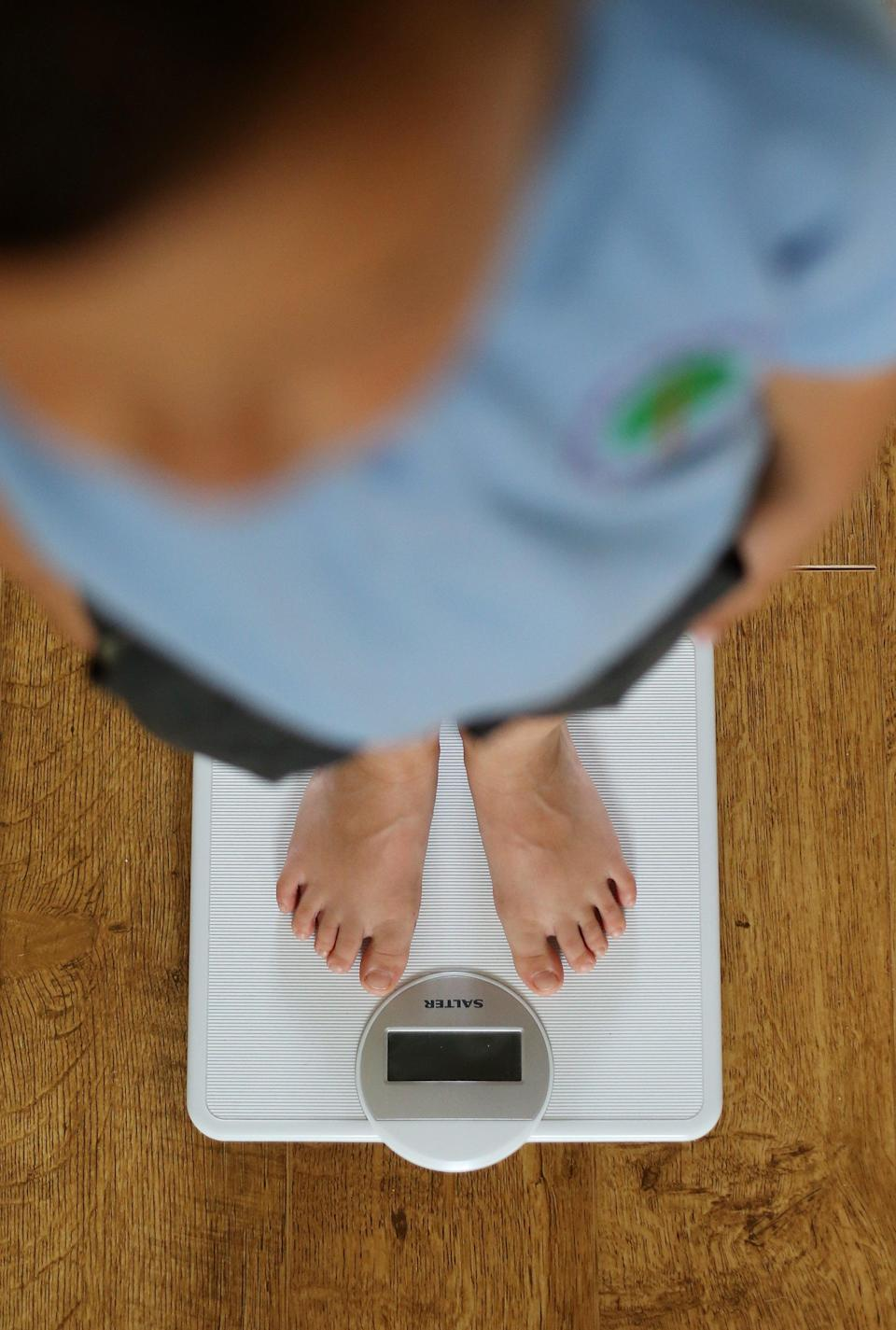 Research has found large differences in body fat mass between richer and poorer children (Gareth Fuller/PA) (PA Archive)