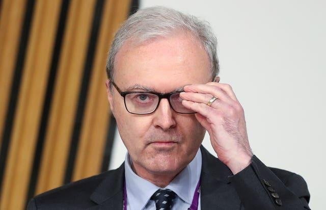 Lord Advocate James Wolffe