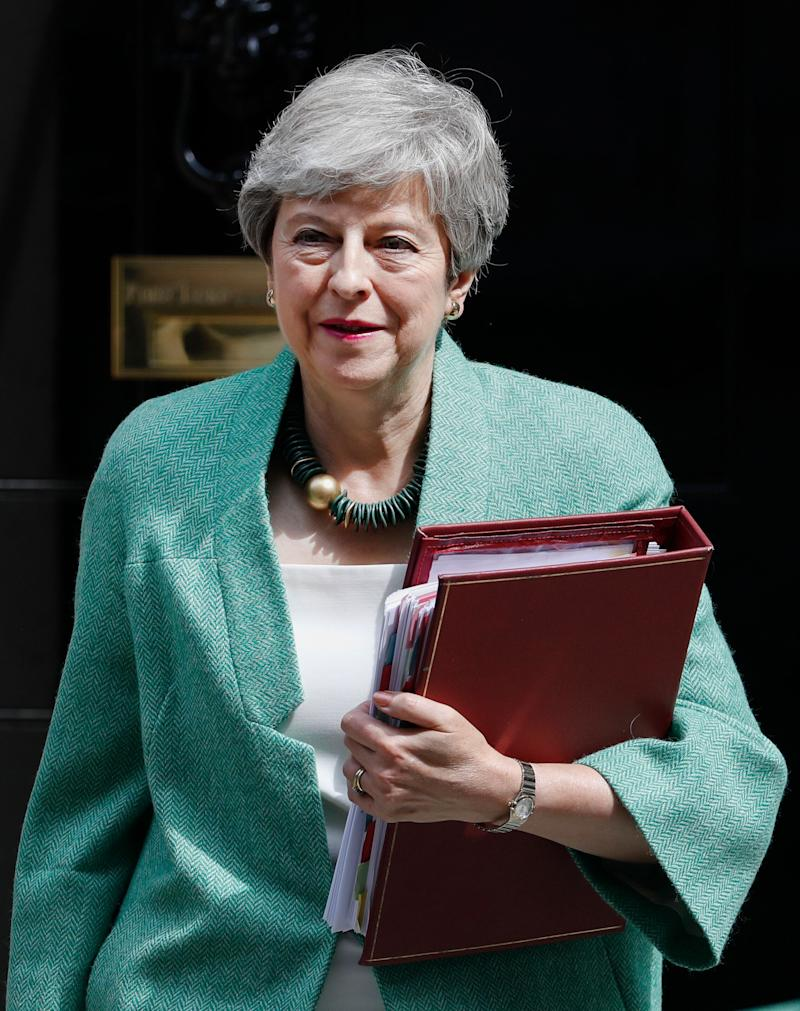 Tensions Rise As Theresa May Attempts To Secure Her Legacy In Government's Dying Days