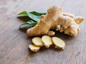 "<p>Just one teaspoon of ginger per week can improve your artery function, says Mirkin. <a href=""https://www.prevention.com/food-nutrition/healthy-eating/a21935319/benefits-of-ginger/"" rel=""nofollow noopener"" target=""_blank"" data-ylk=""slk:Studies also show"" class=""link rapid-noclick-resp"">Studies also show</a> the fragrant root (often when taken in supplement form) may also help prevent <a href=""https://www.prevention.com/health/health-conditions/a21764231/type-2-diabetes-definition/"" rel=""nofollow noopener"" target=""_blank"" data-ylk=""slk:diabetes"" class=""link rapid-noclick-resp"">diabetes</a>, ease menstrual and muscle pain, and possibly even ward off obesity. If you're prone to tummy troubles, it's also a great <a href=""https://www.prevention.com/health/a28438667/natural-cures-for-nausea/"" rel=""nofollow noopener"" target=""_blank"" data-ylk=""slk:natural remedy for nausea"" class=""link rapid-noclick-resp"">natural remedy for nausea</a> and other digestive issues. </p><p><strong>Try it: </strong><a href=""https://www.amazon.com/Traditional-Medicinals-Organic-Ginger-Herbal/dp/B0009F3S7I/?tag=syn-yahoo-20&ascsubtag=%5Bartid%7C10055.g.35334719%5Bsrc%7Cyahoo-us"" rel=""nofollow noopener"" target=""_blank"" data-ylk=""slk:Traditional Medicinals Organic Ginger Herbal Tea"" class=""link rapid-noclick-resp"">Traditional Medicinals Organic Ginger Herbal Tea</a></p>"