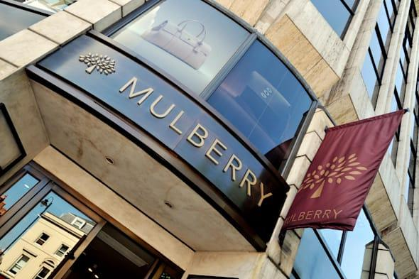 Mulberry - stock