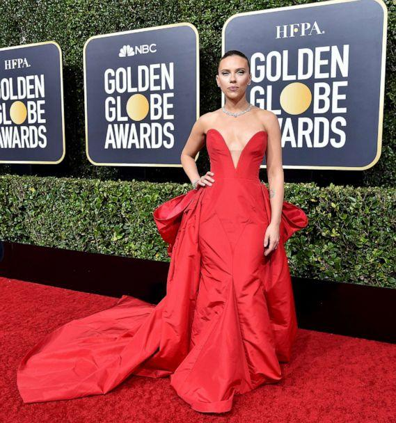 PHOTO: Scarlett Johansson attends the 77th Annual Golden Globe Awards at The Beverly Hilton Hotel, Jan. 5, 2020 in Beverly Hills, Calif. (Axelle/Bauer-Griffin/FilmMagic/Getty Images)
