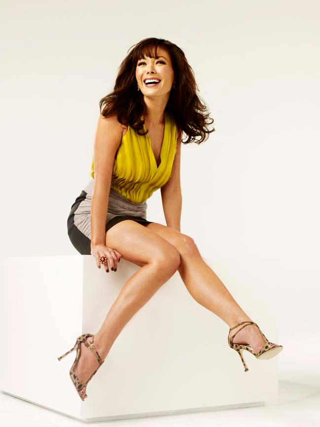 Lindsay Price stars as Victory in Lipstick Jungle.