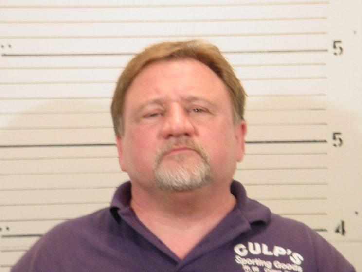 Hodgkinson's mugshot when he was arrested in 2006. (Photo: St. Clair County Sheriff's Department)