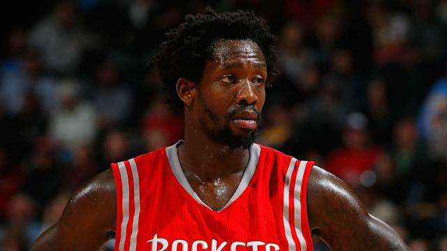 The Rockets forward was slapped with a $25,000 fine Sunday for a run-in with a Thunder fan.