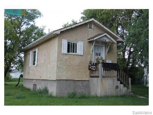 <p>No. 14: <span>1356 18th St. W.</span><br> Prince Albert, Sask.<br> $54,900<br> 435 square feet<br> (Point2Homes) </p>