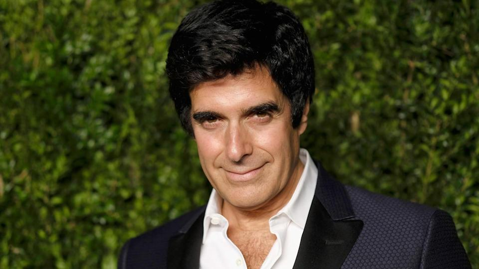 NEW YORK, NY - NOVEMBER 07:  Illusionist David Copperfield attends 13th Annual CFDA/Vogue Fashion Fund Awards at Spring Studios on November 7, 2016 in New York City.