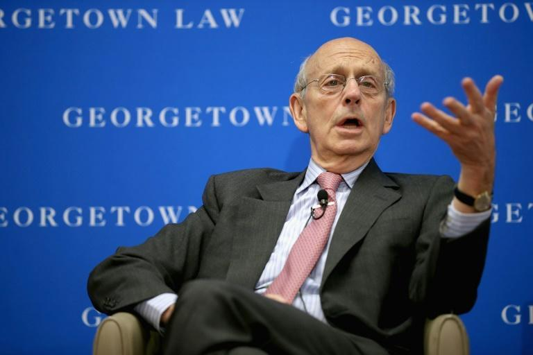 Supreme Court Justice Stephen Breyer wrote the majority opinion giving Google a victory in a major copyright battle with Oracle