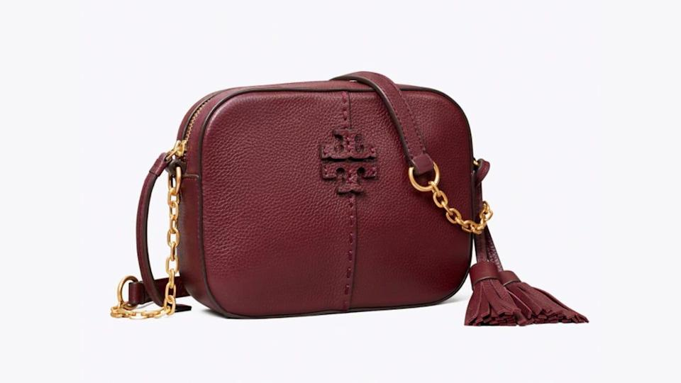 This crossbody is perfect for wearing on a day-to-day.
