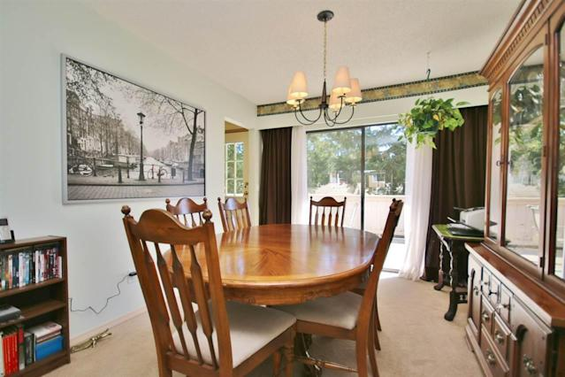 <p><span>11644 64B Avenue, Delta, B.C.</span><br>The living room-dining room space has plenty of space for entertaining, or everyday living.<br>(Photo: Zoocasa) </p>