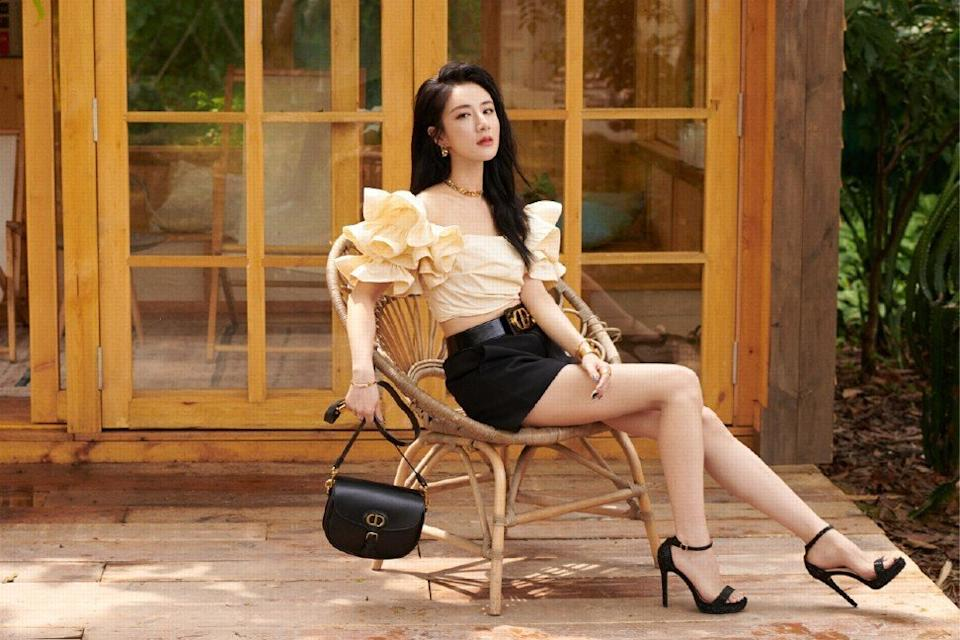 Online influencer Viya Huang is known as China's live-streaming sales queen. Photo: Handout