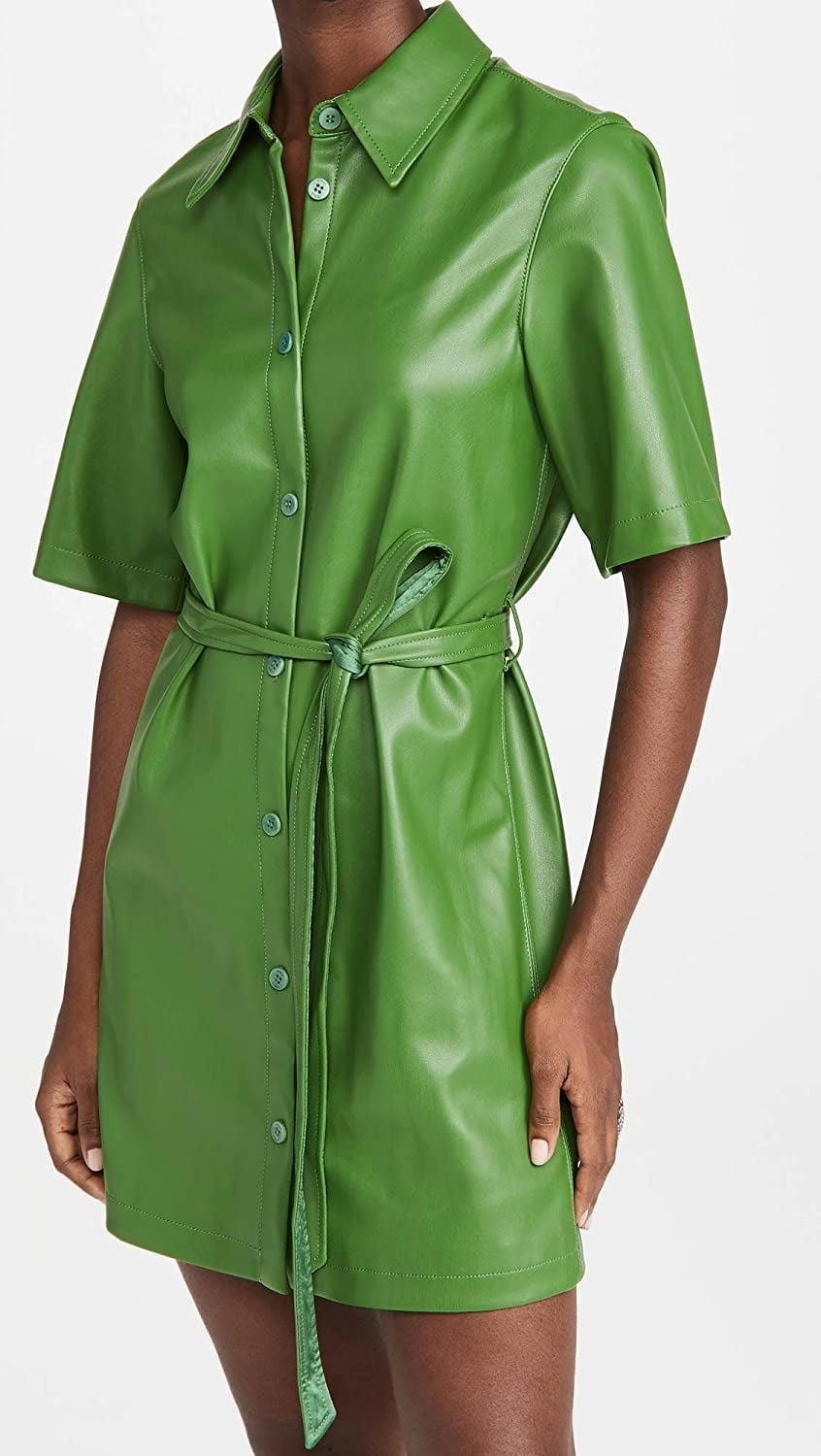 <p>All eyes will be on you in this statement-making <span>Staud Blaze Dress</span> ($295).</p>