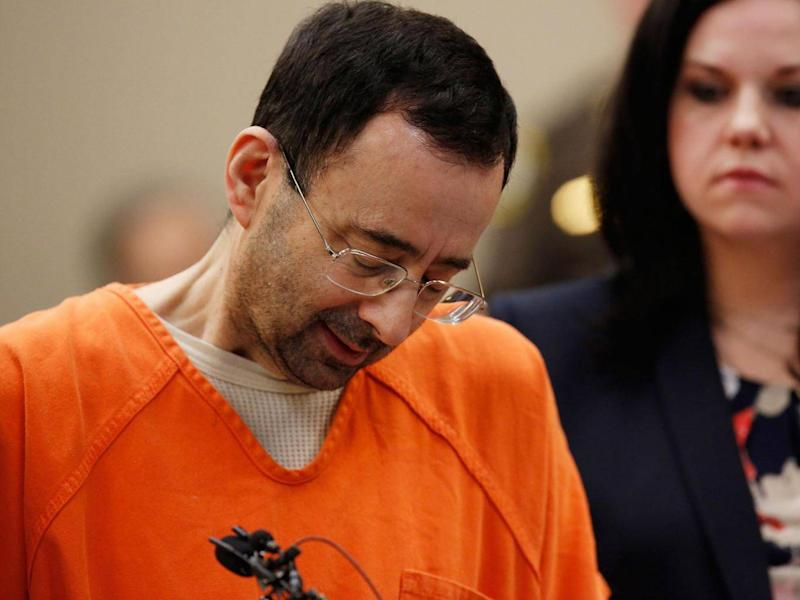 Larry Nassar has already been sentenced to 60 years in prison (Getty)