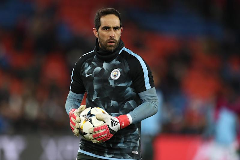 Up for the cup | Claudio Bravo: Getty Images