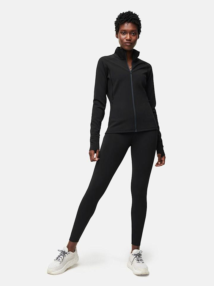 """<p>The <a href=""""https://www.popsugar.com/buy/Outdoor-Voices-FrostKnit-78-Leggings-540206?p_name=Outdoor%20Voices%20FrostKnit%207%2F8%20Leggings&retailer=outdoorvoices.com&pid=540206&price=115&evar1=fit%3Aus&evar9=47115303&evar98=https%3A%2F%2Fwww.popsugar.com%2Ffitness%2Fphoto-gallery%2F47115303%2Fimage%2F47115305%2FOutdoor-Voices-FrostKnit-78-Leggings&list1=shopping%2Cworkout%20clothes%2Cleggings%2Cpants&prop13=mobile&pdata=1"""" rel=""""nofollow"""" data-shoppable-link=""""1"""" target=""""_blank"""" class=""""ga-track"""" data-ga-category=""""Related"""" data-ga-label=""""https://www.outdoorvoices.com/products/frostknit-78-leggings?variant=31645415604302"""" data-ga-action=""""In-Line Links"""">Outdoor Voices FrostKnit 7/8 Leggings</a> ($115) are a Winter revelation. The company's latest fabric was designed for cold weather cardio, so you can still get your outdoor runs in without freezing.</p>"""
