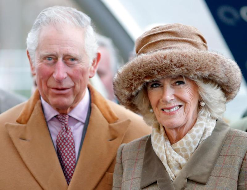 Camilla and Charles already have four children between them. Photo: Getty