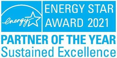 ENERGY STAR Award 2021 (CNW Group/Schneider Electric Canada Inc.)