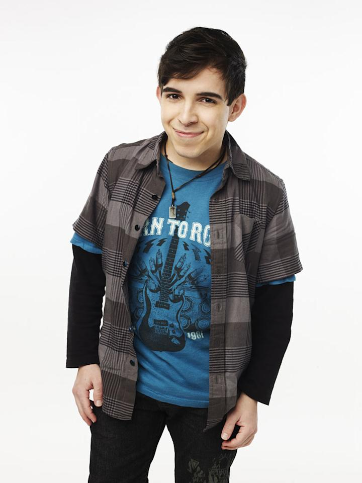 """Matheus Fernandes competes in """"The Glee Project ."""""""