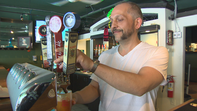 'You've moved it onto the street': Winnipeg bartender pans new patio smoking ban