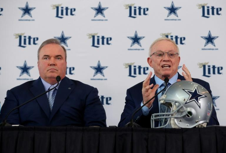 Dallas Cowboys owner Jerry Jones is backing head coach Mike McCarthy to turn around the team's fortunes