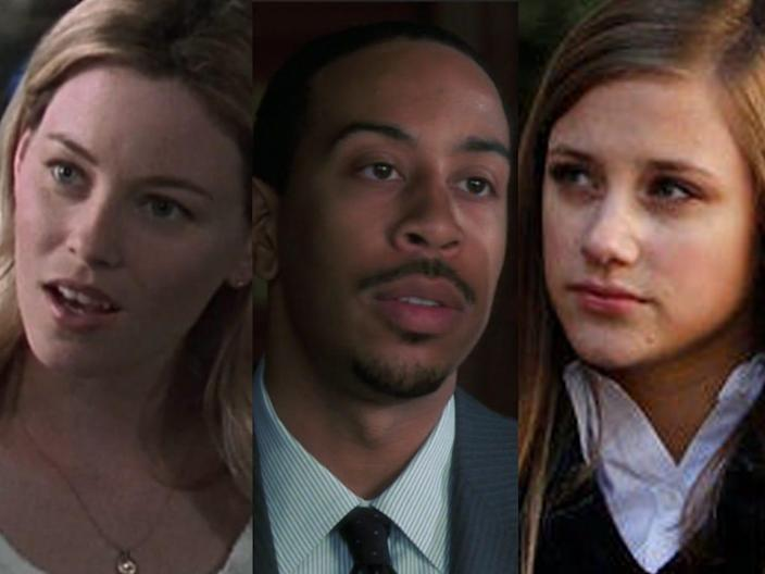 svu villains