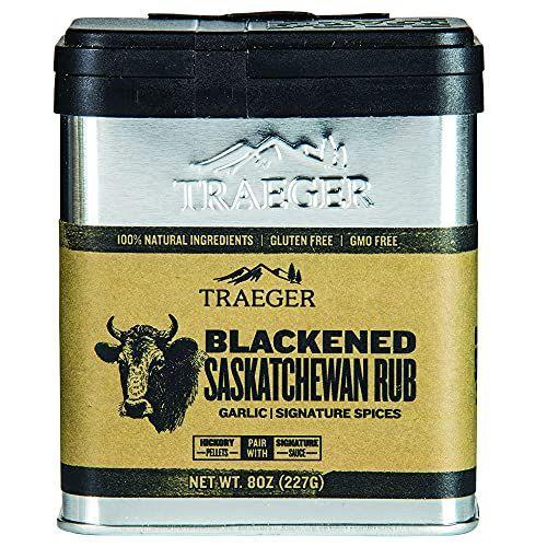 """<p><strong>Traeger</strong></p><p>amazon.com</p><p><strong>$10.95</strong></p><p><a href=""""https://www.amazon.com/dp/B078HDSQBJ?tag=syn-yahoo-20&ascsubtag=%5Bartid%7C10055.g.36232057%5Bsrc%7Cyahoo-us"""" rel=""""nofollow noopener"""" target=""""_blank"""" data-ylk=""""slk:Shop Now"""" class=""""link rapid-noclick-resp"""">Shop Now</a></p><p>If you're looking for a unique spice rub to add to grilled steaks, check out this box from the grilling greats, Traeger. The combo of dried herbs and warm black pepper heat pairs well with salmon. </p><p><strong>RELATED:</strong> <a href=""""https://www.goodhousekeeping.com/appliances/outdoor-grill-reviews/g2320/best-outdoor-grills-0611/"""" rel=""""nofollow noopener"""" target=""""_blank"""" data-ylk=""""slk:8 Best Outdoor Grills of 2021, According to Appliance Experts"""" class=""""link rapid-noclick-resp"""">8 Best Outdoor Grills of 2021, According to Appliance Experts </a></p>"""