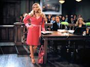"""<p><a class=""""link rapid-noclick-resp"""" href=""""https://www.amazon.com/Legally-Blonde-Reese-Witherspoon/dp/B000VCLGBY?tag=syn-yahoo-20&ascsubtag=%5Bartid%7C10058.g.2509%5Bsrc%7Cyahoo-us"""" rel=""""nofollow noopener"""" target=""""_blank"""" data-ylk=""""slk:watch"""">watch</a><br></p><p>Heard of the bend and snap? If you can believe this movie came into our lives 17 years ago, it's time to give it a watch if you haven't already—simply to witness the evolution of <a href=""""https://www.marieclaire.com/celebrity/a16635657/reese-witherspoon-march-2018-cover/"""" rel=""""nofollow noopener"""" target=""""_blank"""" data-ylk=""""slk:Reese Witherspoon"""" class=""""link rapid-noclick-resp"""">Reese Witherspoon</a> and her incredible acting. What, like it's hard? </p>"""